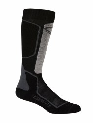 ICEBREAKER MENS SKI OIL/BLACK/SILVER M