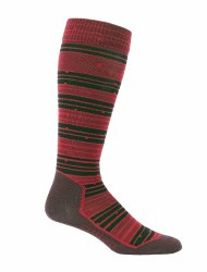 ICEBREAKER MEN SKI OXBLOOD/BLACK/ROCKET M