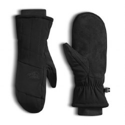 NORTH FACE WOMENS PSEUDIO MITT BLACK