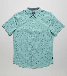 ROARK THIEVES SS SHIRT MINT M