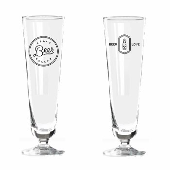 Cbc Pilsner Glass - 16oz