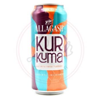 Kurkuma - 16oz Can