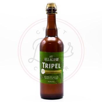 Allagash Tripel - 750ml