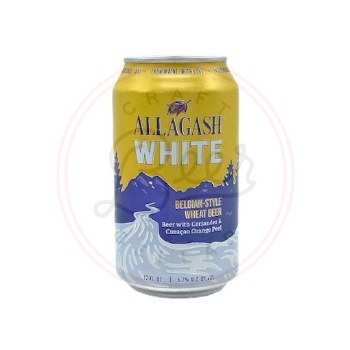 Allagash White - 12oz Can