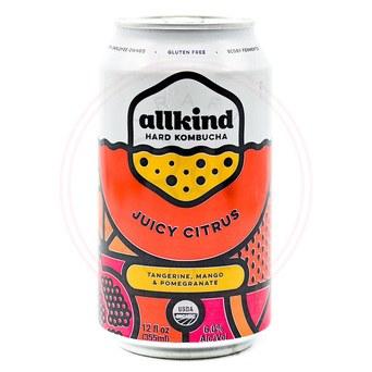Juicy Citrus - 12oz Can