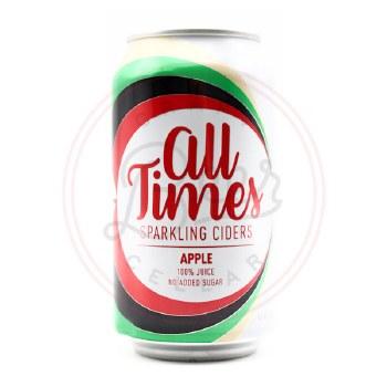 Apple Cider - 12oz Can
