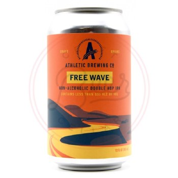 Free Wave - 12oz Can