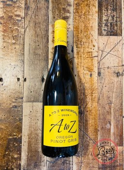 A To Z Pinot Gris - 750ml