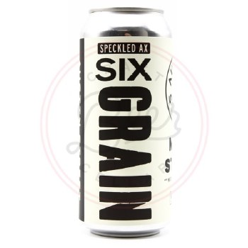 Speckled Ax Six Grain