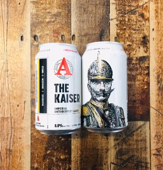 The Kaiser - 12oz Can