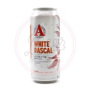 White Rascal - 16oz Can