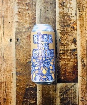 Bare De Garde - 16oz Can