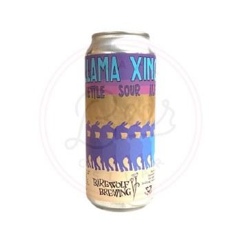 Llama Xing - 16oz Can