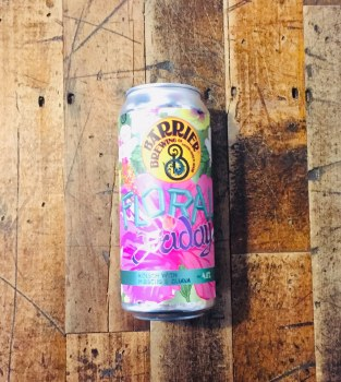 Floral Friday - 16oz Can