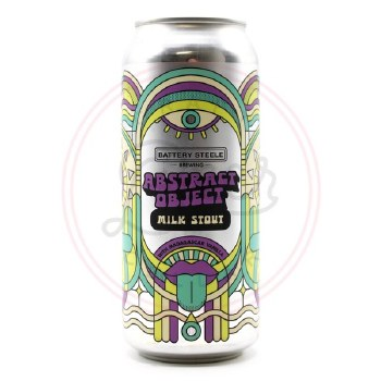 Abstract Object - 16oz Can