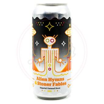 Alien Hymns & Stoner Fables