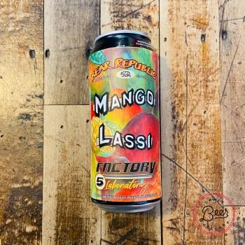 Factory 5 Lab: Mango Lassi