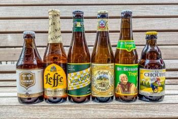 Belgian 'golden' Beers