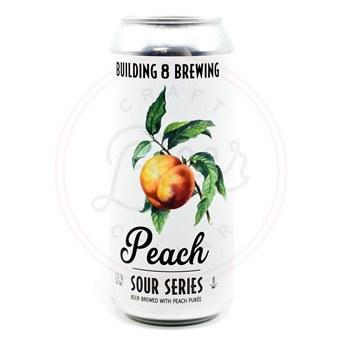 Sour Series: Peach - 16oz Can