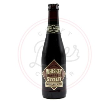 Boulevard Whiskey Stout - 12oz