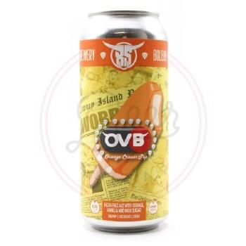 Orange Cream Pop - 16oz Can