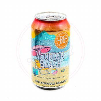 Mountain Beach - 12oz Can