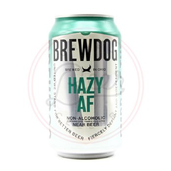Hazy Af - 12oz Can
