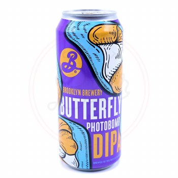 Butterfly Photobomb - 16oz Can