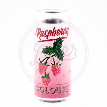 Raspberry Colourz - 16oz Can