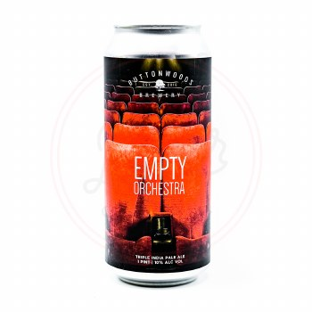 Empty Orchestra - 16oz Can