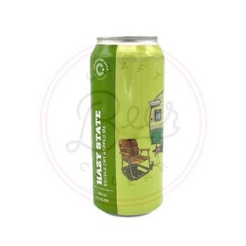 Hazy State - 16oz Can