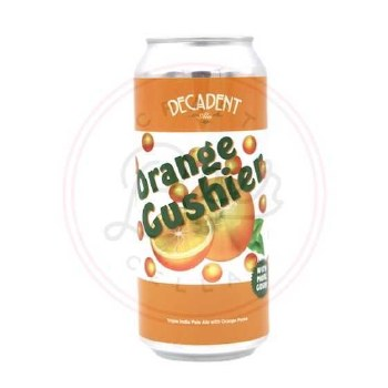 Orange Gushier - 16oz Can