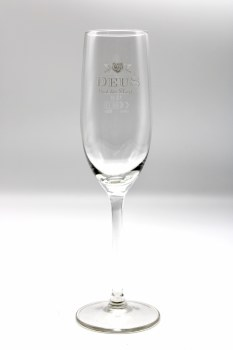 Deus Fluted Glass - 12cl