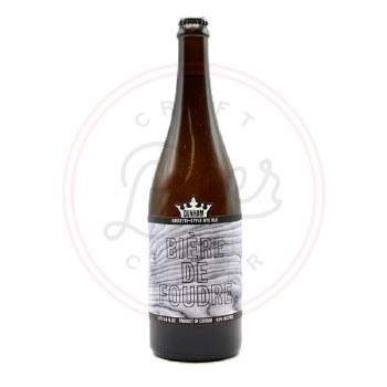 Biere De Foudre - 750ml