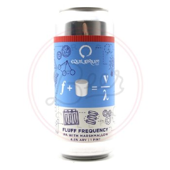 Fluff Frequency - 16oz Can