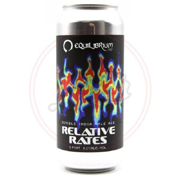 Relative Rates - 16oz Can