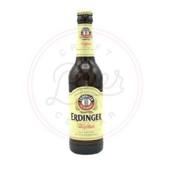 Erdinger Weissbier - 330ml