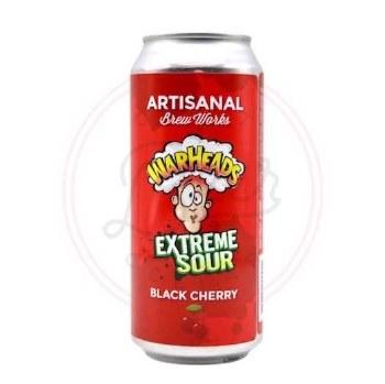 Extreme Sour: Black Cherry