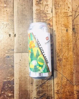Forest City Lager - 16oz Can