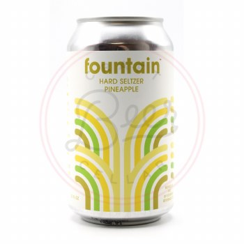 Pineapple Seltzer - 12oz Can