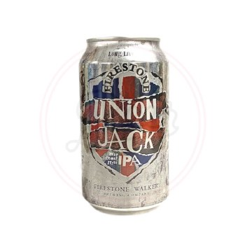 Union Jack - 12oz Can