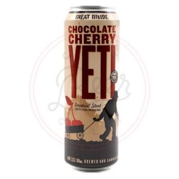Chocolate Cherry Yeti - 19.2oz