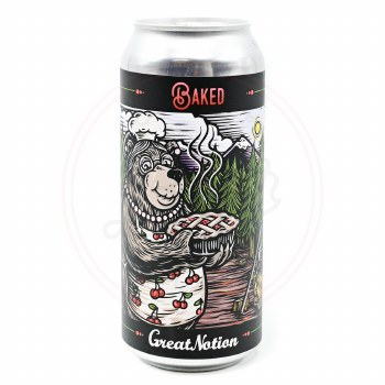 Baked Cherry - 16oz Can