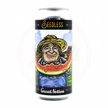 Seedless - 16oz Can