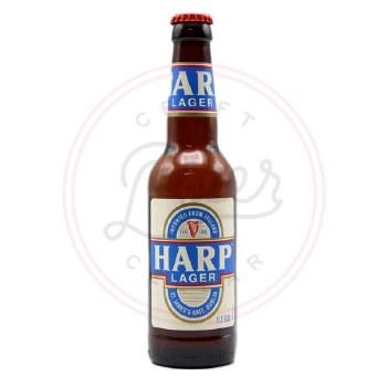 Harp Lager - 330ml