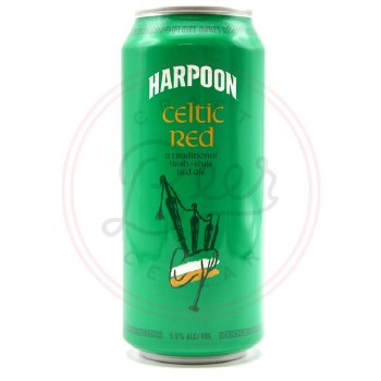 Celtic Red - 16oz Can