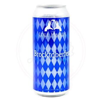 Brocktoberfest - 16oz Can