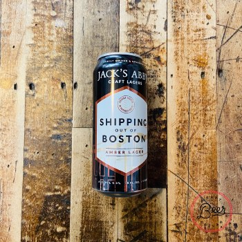 Shipping Out Of Boston - 16oz