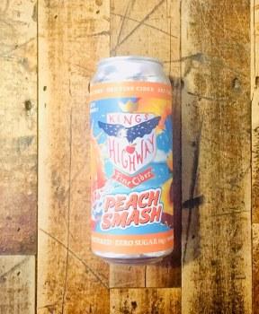 Peach Smash - 16oz Can