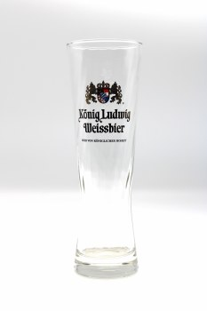 Konig Ludwig Weissbier Glass